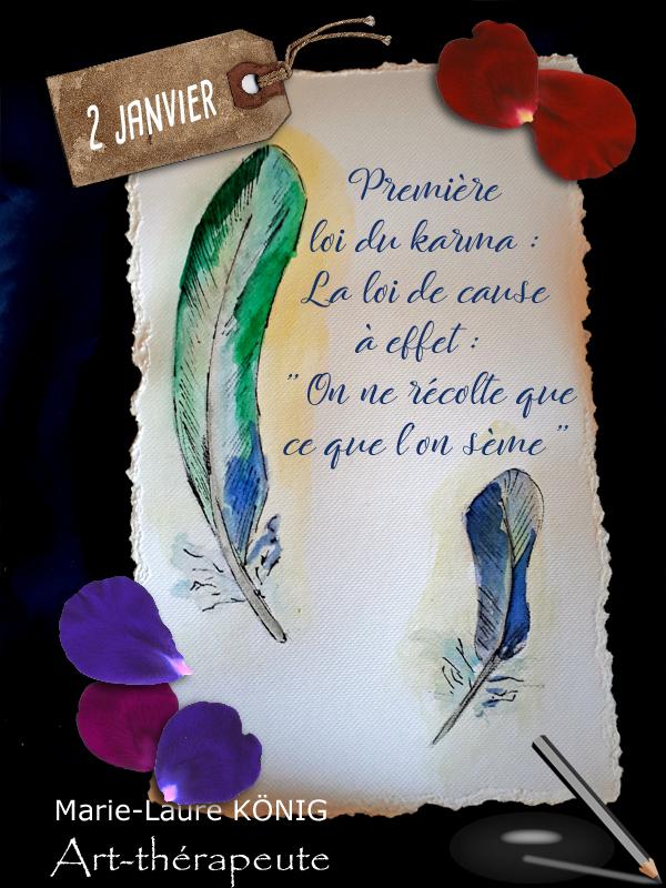 2 janvier marie laure konig art therapeute oise