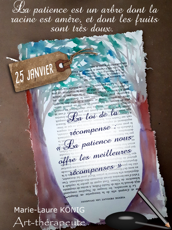 25 janvier marie laure konig art therapeute oise