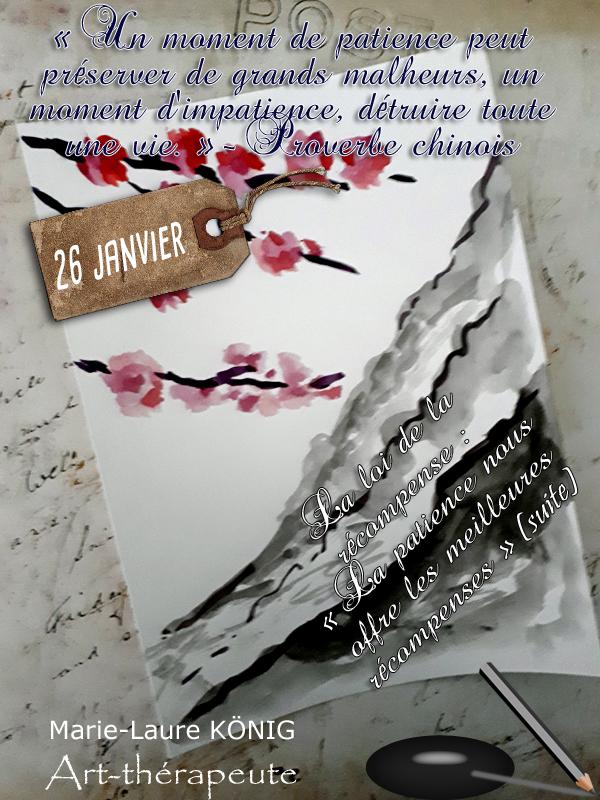 26 janvier 2019 marie laure konig art therapeute oise