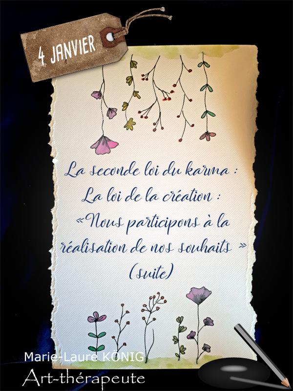 4 janvier marie laure konig art therapeute oise