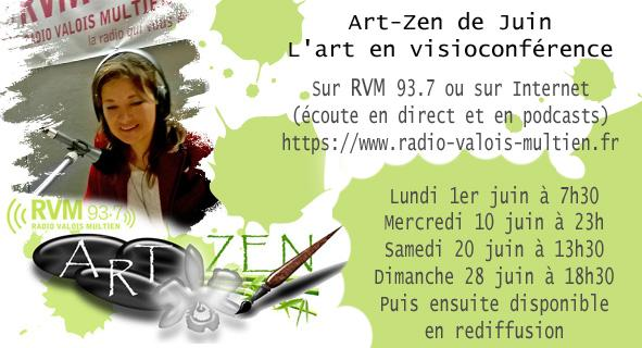 Artzen rvm 2019 dates juin