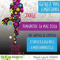 Gerez vos emotions intelligence emotionnelle developpement personnel art therapie de groupe oise 60330 60440 60800 60300 60200