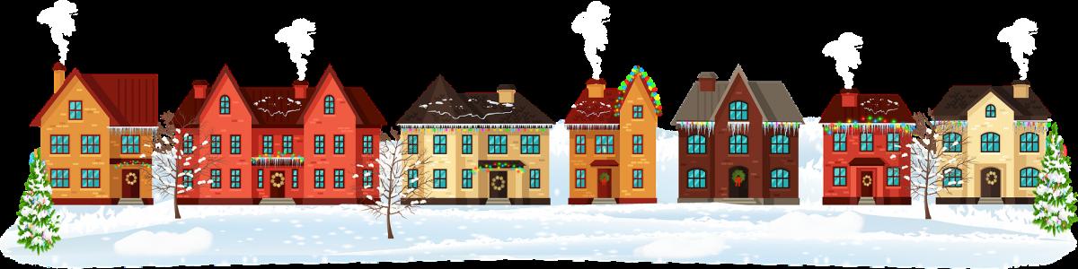 Winter village 4567947 1920