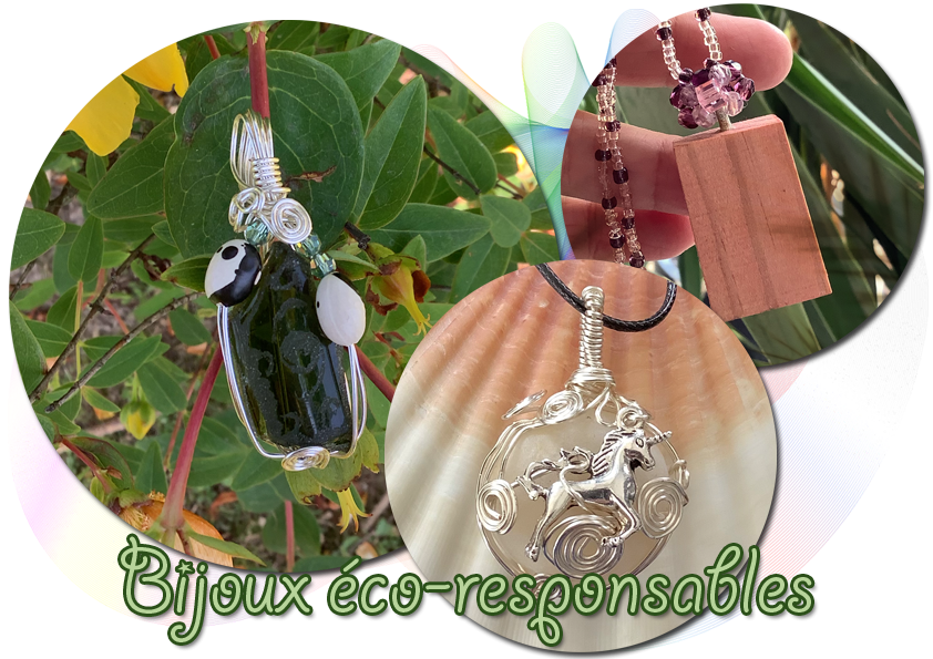 Bijoux ecoresponsables