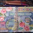 Creative journal le flow bien etre detente 2312
