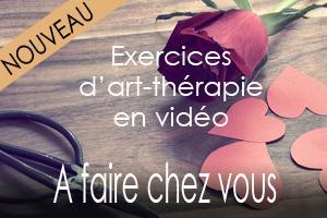 Exercices d'art-thérapie à faire chez vous
