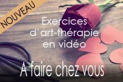 Exercices art therapie a faire chez soi 300