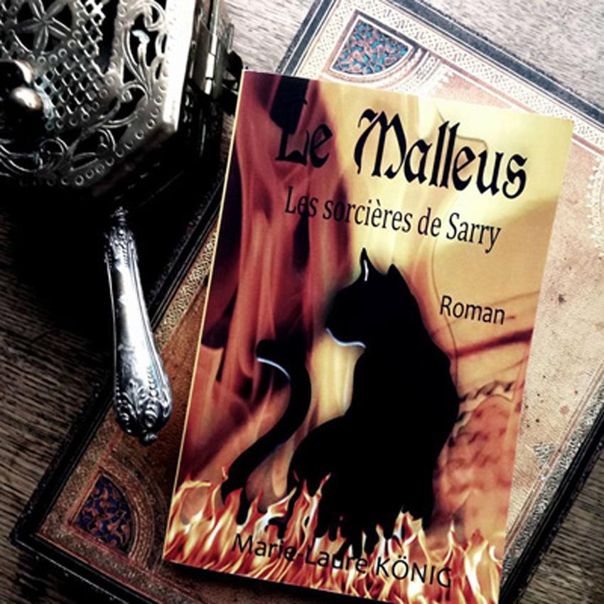 Le malleus les sorcieres de sarry un roman de marie laure konig 1