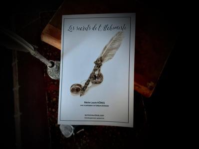 Les secrets de l alchimiste livre developpement personnel marie laure konig