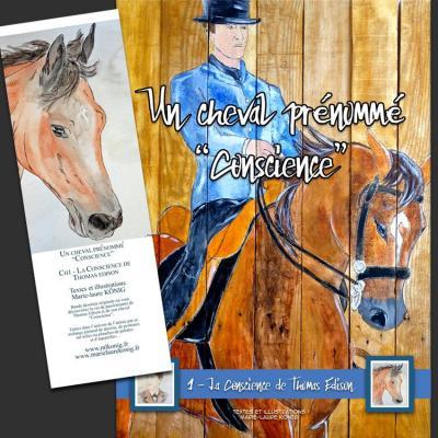 Un cheval prenomme conscience 1